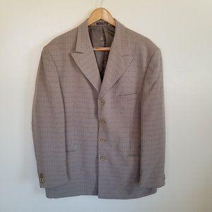 GIORGIO BRUTINI Blazer Suit Jacket